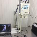 Демонстрация DR-панели AGFA DX-D 40G и рабочей среды NX в клинике Феникс (Липецк)